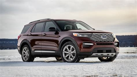 2020 Ford Explorer Photos and Details: What You Need to