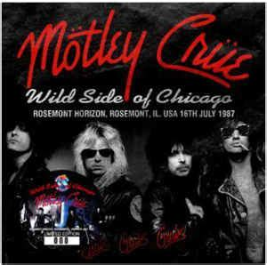 Mötley Crüe - Wild Side Of Chicago (CD, Limited Edition