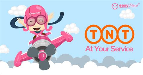 [NEW COURIER] TNT At Your Service - EasyParcel   Delivery