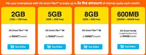 DiGi Now Offering Up To 2x the Internet, Valid for