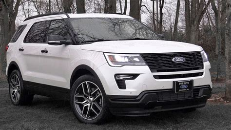 2018 Ford Explorer: Review - YouTube