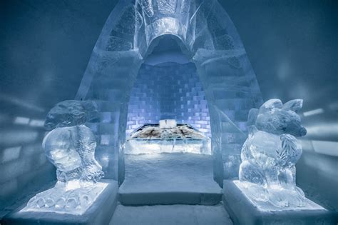 Sweden's incredible Icehotel has opened for its 29th year