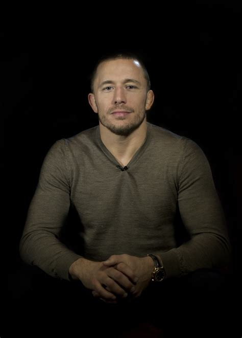 Georges St-Pierre - biography, net worth, quotes, wiki