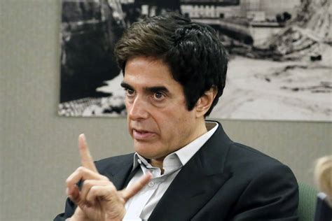 David Copperfield testifies on show safety in Las Vegas